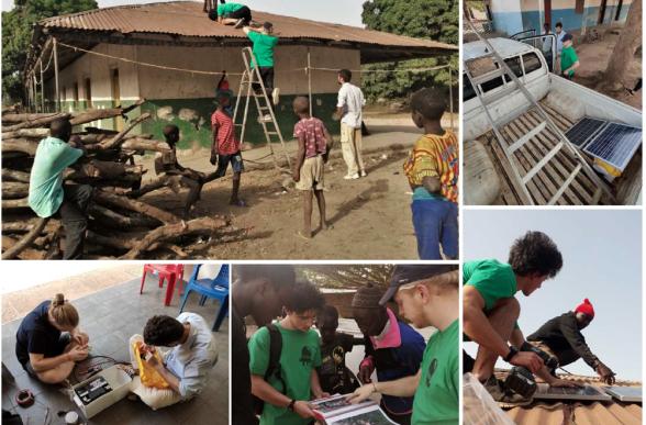 Collegamento a Primo intervento in Guinea Bissau del progetto LEDS 4 AFRICA