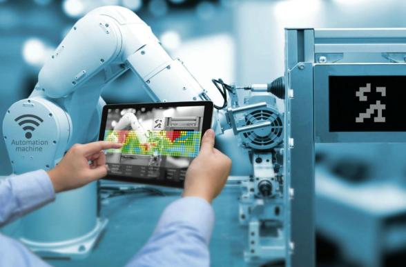 Collegamento a Il Dipartimento di Ingegneria Industriale protagonista nella Robotica Collaborativa